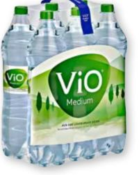 ViO Mineralwasser von Apollinaris