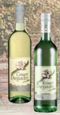 Blütenserie Grauer Burgunder von Bergsträßer Winzer