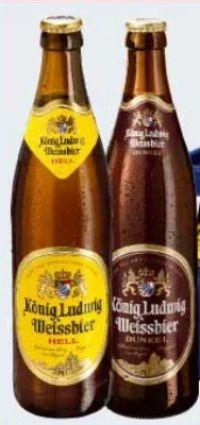 Weissbier von König Ludwig