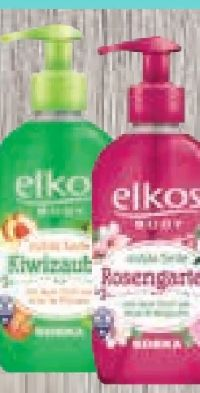 Milde Seife von Elkos