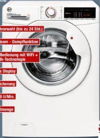 Waschvollautomat H3WS 495TE-S von Hoover