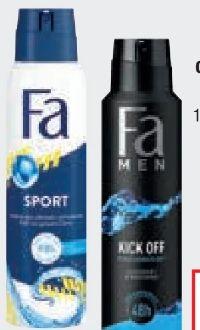 Deo-Spray von Fa