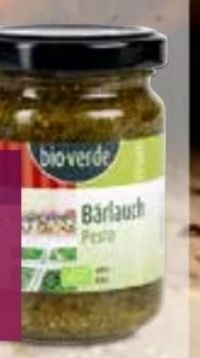 Bärlauch Pesto von bio-verde