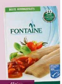 Heringsfilets von Fontaine