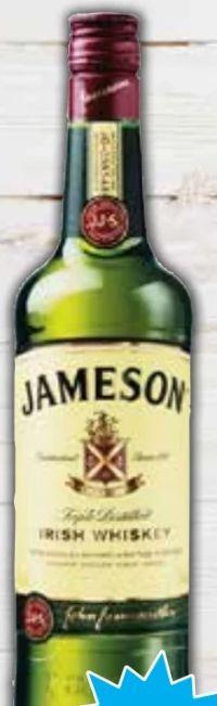 John Irish Whiskey von Jameson