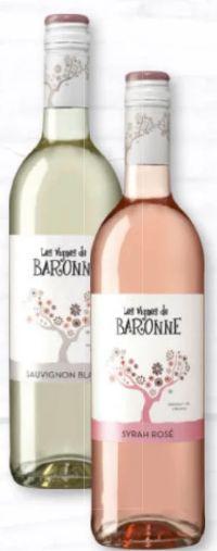 Les vignes de Baronne Syrah Rosé von Schneekloth