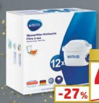 Kartuschen für Wasserfilter Maxtra von Brita
