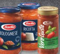 Saucen von Barilla