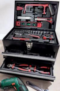Werkzeugbox Metall PWBM A1 von Parkside