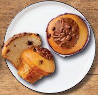 Schoko Muffins von Milka