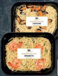 Feine Küche Meeresfrüchte-Menü von Chef Select