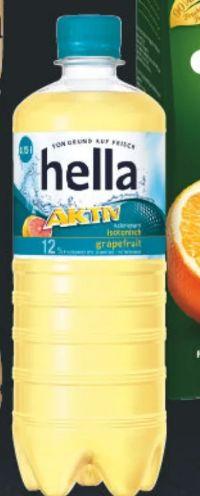 Getränke von Hella