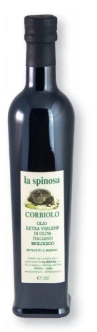 Bio-Olivenöl Corbiolo von La Spinosa
