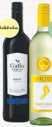 Weine von Gallo Family Vineyards