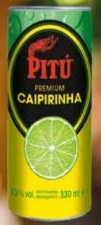 Caipirinha von Pitú
