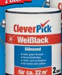 Weißlack von CleverPick