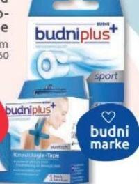 Tapeverband von Budniplus