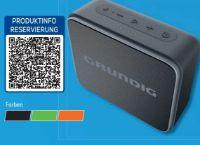 Bluetooth-Lautsprecher GBT JAM von Grundig