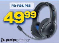 Wireless Gaming-Headset LVL50 von PDP Afterglow