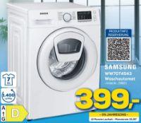 Waschautomat WW70T4543 von Samsung