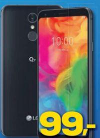 Smartphone Q7 von LG