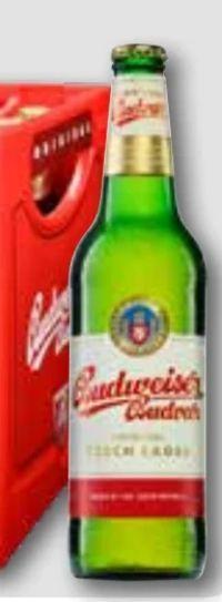 Budvar von Budweiser