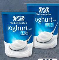 Naturjoghurt von Weihenstephan
