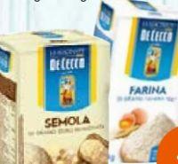 Mehl von De Cecco
