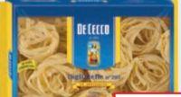 Tagliatelle von De Cecco
