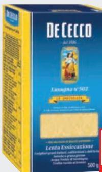 Lasagne von De Cecco