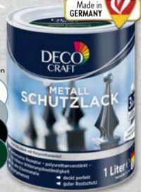Metall Schutzlack von Deco Craft