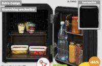 Mini-Retrokühlschrank RKB04-14A+ von Exquisit