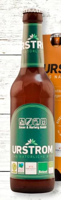Bio Das Natürliche Bier von Urstrom