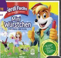 Mini-Würstchen von Ferdi Fuchs
