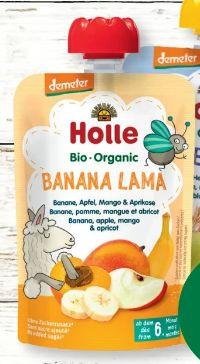 Bio Frucht- und Gemüsepüree von Holle