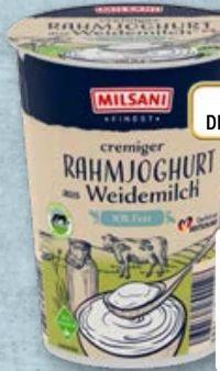 Weidemilchjoghurt von Milsani