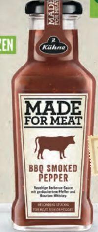 Made for Meat Würzsauce von Kühne