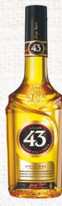 Likör von Licor 43