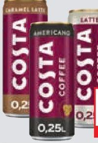 Coffee von Costa