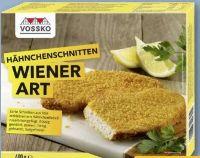 Hähnchenschnitten Wiener Art von Vossko