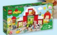 Scheune, Traktor und Tierpflege 10952 von Lego