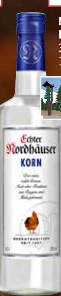 Korn von Echter Nordhäuser
