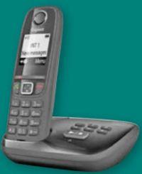 Schnurlos-DECT-Telefon AS405A von Gigaset