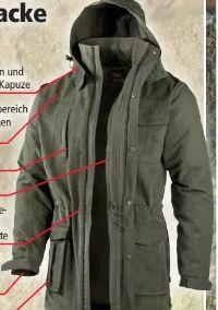 Herren Jagd- und Freizeit-Funktionsjacke von Top Tex