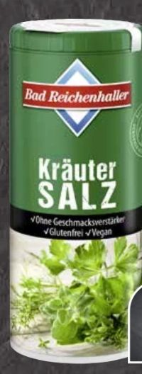 Salz von Bad Reichenhaller