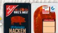 Schweine-Nackensteaks von Gut & Günstig