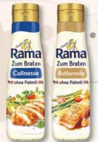 Zum Braten von Rama