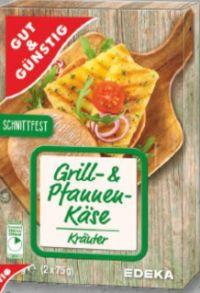 Grill- & Pfannen-Käse von Gut & Günstig