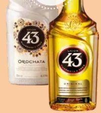 Cuarenta y Tres von Licor 43