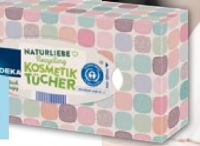 Naturliebe Recycling Kosmetiktücher von Edeka